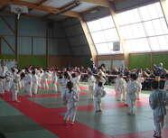 Cours de Judo du Jeudi 26/05/2016 annulés